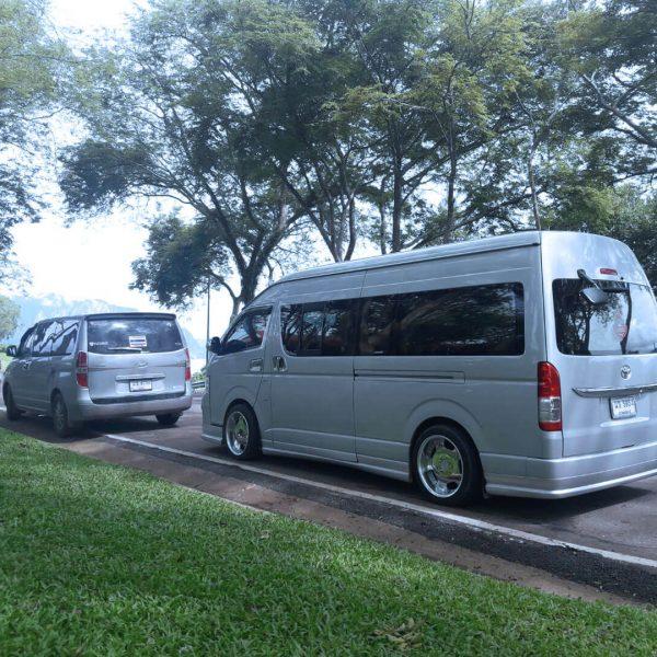 บริการรถตู้เช่าสุราษฎร์ธานี โดย SURATVANS