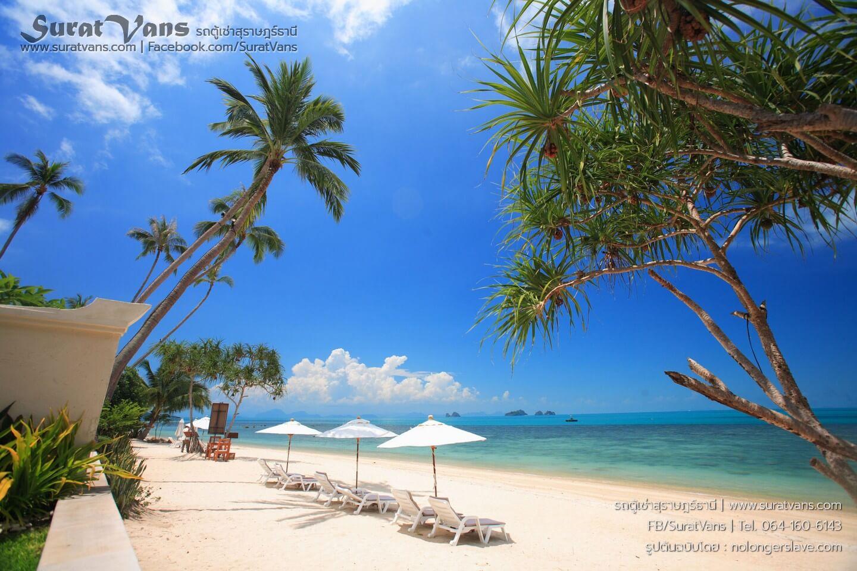 เกาะสมุย สวรรค์ของนักท่องเที่ยวกลางทะเลอ่าวไทย